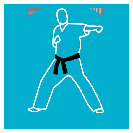 black belt clipart penistone karate centre