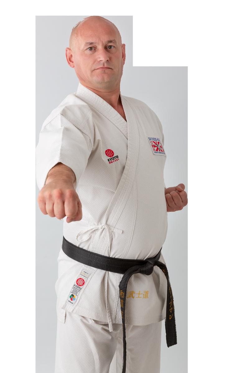 Penistone Karate Centre Jon Chapman 5th Dan